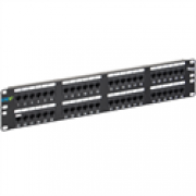 ICC ICMPP0485E CAT5e 48-Port Patch Panel, 2 RMS