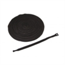 ICC Velcro Cable Tie, 8', 100pk, Black