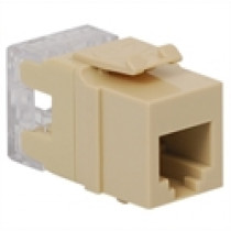 ICC IC1076F0IV  VOICE, RJ-11/14/25, HD, Modular Connector, Ivory