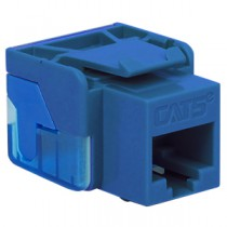 ICC IC1078E5BL CAT 5e, EZ, Modular Connector, Blue
