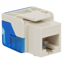 ICC IC1078E5WH CAT 5e, EZ, Modular Connector, White