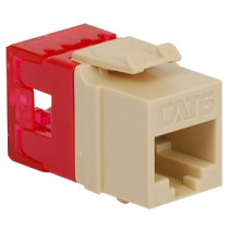 ICC IC1078F6IV CAT6 HD Modular Connector, Ivory