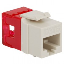 ICC IC1078F6WH CAT6 HD Modular Connector, White