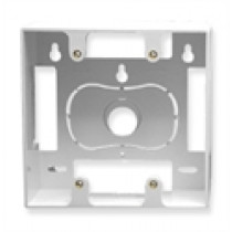 ICC Mounting Box, 2-Gang, White