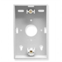 ICC Mounting Box, 1-Gang, White