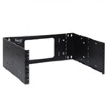 "ICC ICCMSABRS4 EZ Fold Wall Mount Hinged Bracket, 15"" Deep 4 RMS"