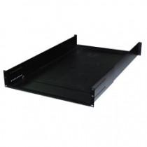 ICC ICCMSRAS30 Rack Shelf, 4 Post Adjustable, 2 RMS
