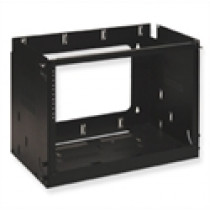 ICC ICCMSVHB08 WALL MOUNT VERTICAL HINGED BRACKET, 8 RMS
