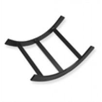 ICC ICCMSLIR90 Ladder Rack, Runway, 90˚ Inside Corner