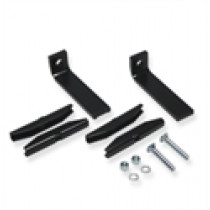 ICC ICCMSLMFFK Runway Kit, Floor Foot/Butt Splice, 2 EA