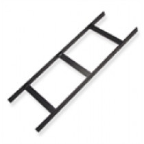 ICC ICCMSLST05 Ladder Rack, Runway, 5 Feet Straight Section