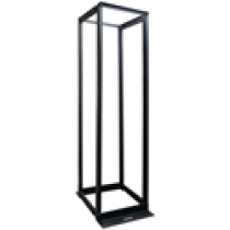 ICC ICCMSR4P84 Four Post Distribution rack, 7 FT, 45 RMS