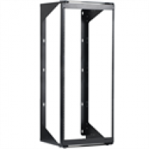 ICC ICCMSSFR25 RACK, WALL MOUNT SWING FRAME, 25 RMS