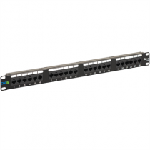 ICC ICMPP02460 CAT6 24-Port Patch Panel, 1 RMS