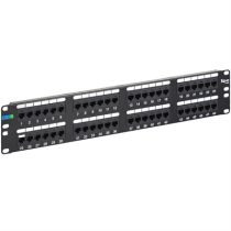 ICC ICMPP04860 CAT6 48-Port Patch Panel, 2RMS
