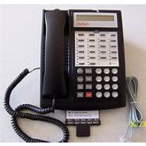 Euro 18D Telephone Black Type 1 Refurbished
