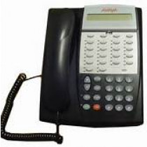 Euro 18D Telephone Black Type 2 Refurbished