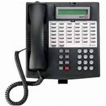Euro 34D Telephone Black Type 1 Refurbished