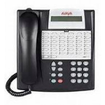 Euro 34D Telephone Black Type 2 Refurbished