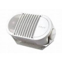 "All-Weather Loudspeaker 8-ohm, Bogen A8WHT 2-Way 8"",  White"