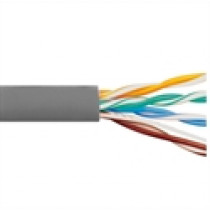 CAT5e PVC Grey 350 MHz 4 Pair Wire ICC