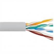 CAT6 PVC White 500MHz 4 Pair Wire ICC