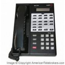 MLS 12D Telephone Black  Refurbished