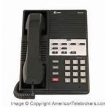 MLS 6 Telephone Black  Refurbished