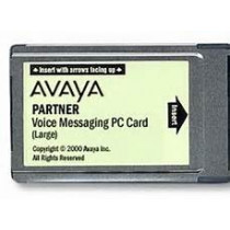 700226525 Partner PC Large Voice Mail Card Used