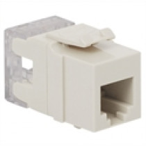 ICC IC1076F0WH VOICE, RJ-11/14/25, HD, Modular Connector, White