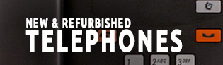 New and Refurbished Telephones